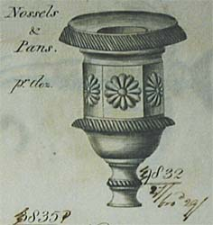 Nozzle. (Plate from a manufacturers catalogue)